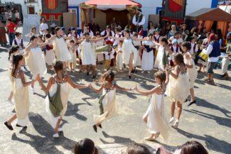 Recriação da Idade Média volta a trazer milhares de pessoas ao Alvalade Medieval