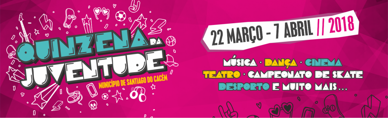CMSC – Quinzena da Juventude 2018_poster_Slider