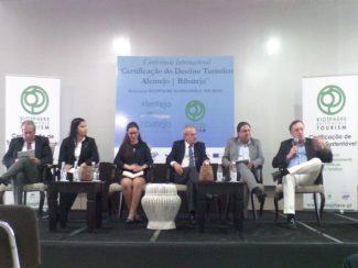 Hotel Vila Park elogiado na Conferência Internacional de Certificação de Destinos Turístico Alentejo / Ribatejo