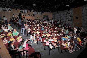 Mil crianças deram o mote para a 17.ª Mostra Internacional de Teatro de Santo André