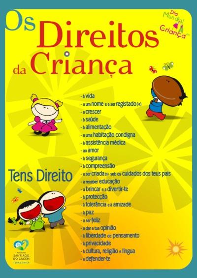 Direitos da Criança 400