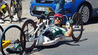 Flávio Pacheco sonha com Jogos Paralímpicos Tóquio 2020