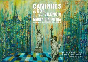 Maria D'Almeida inaugura exposição de pintura no Museu Municipal (18 fev | 15h00)