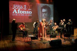 Evocação a Zeca Afonso conhece último capítulo este fim de semana