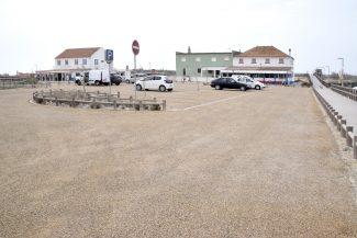 Câmara resolve problema no estacionamento da Costa de Santo André