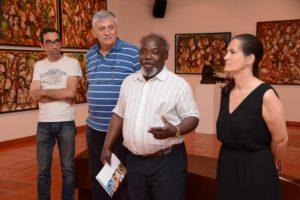 Exposição de Lívio de Morais inaugurada no Museu Municipal de Santiago do Cacém