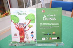 Livro infantil da Santa Casa da Misericórdia de Santiago do Cacém  apela à amizade intergeracional