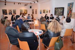Encontro no Museu Municipal promoveu a troca de ideias sobre a presença das mulheres nos cargos de Poder