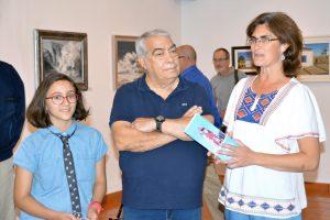 """""""Pinturas com História"""" de Nelson Pires patente no Museu Municipal de Santiago do Cacém"""