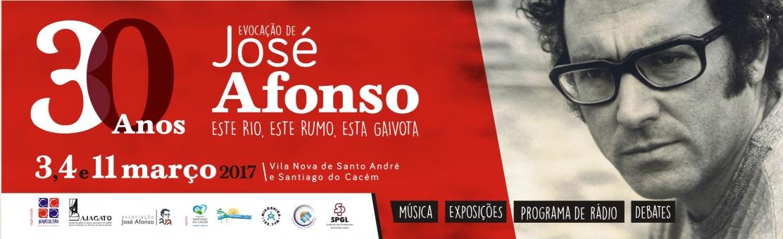 Zeca Afonso – web banner