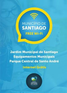 Município de Santiago FREE Wi-Fi