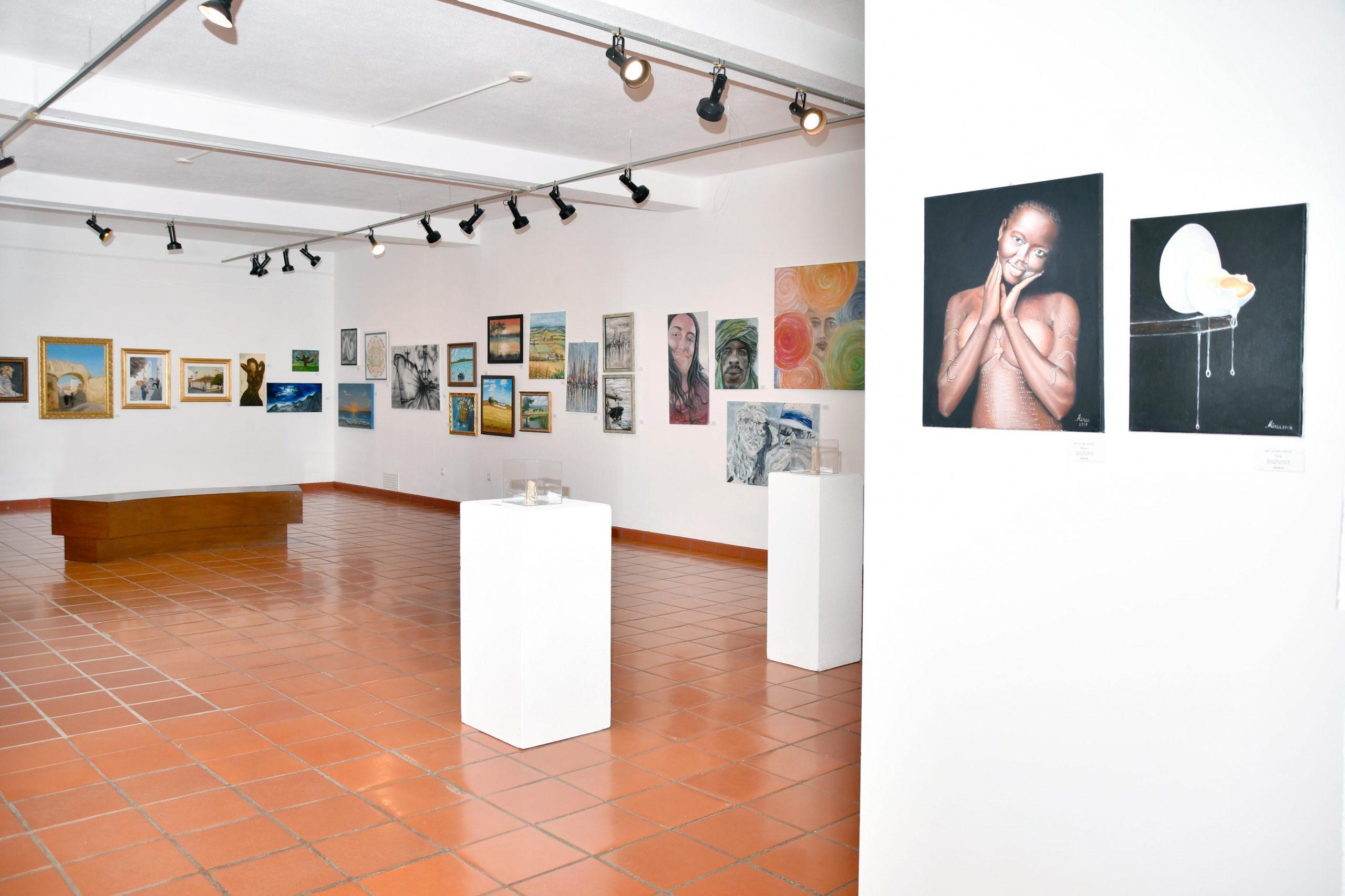 exposição museu