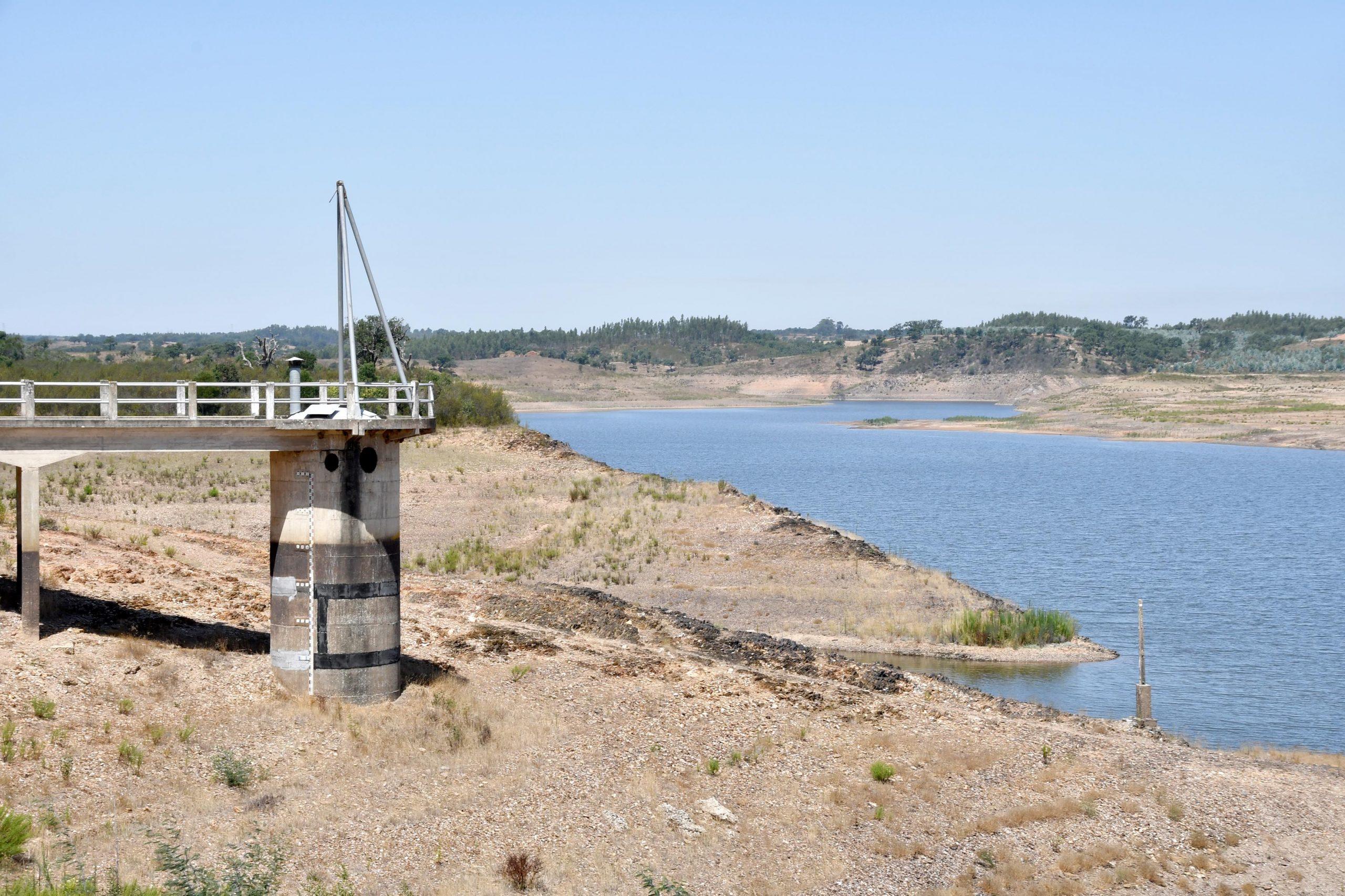 Barragem de Campilhas - Cercal do Alentejo