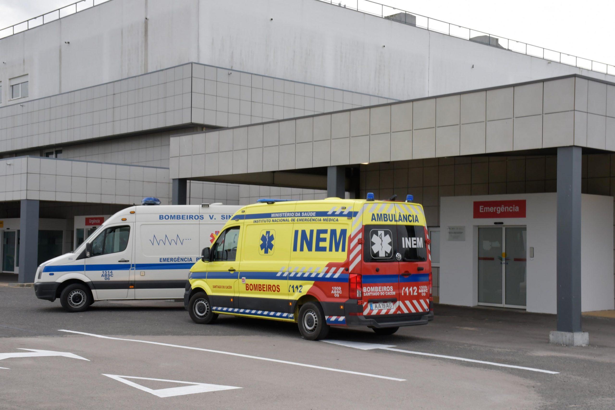 Novo serviço de urgência do HLA
