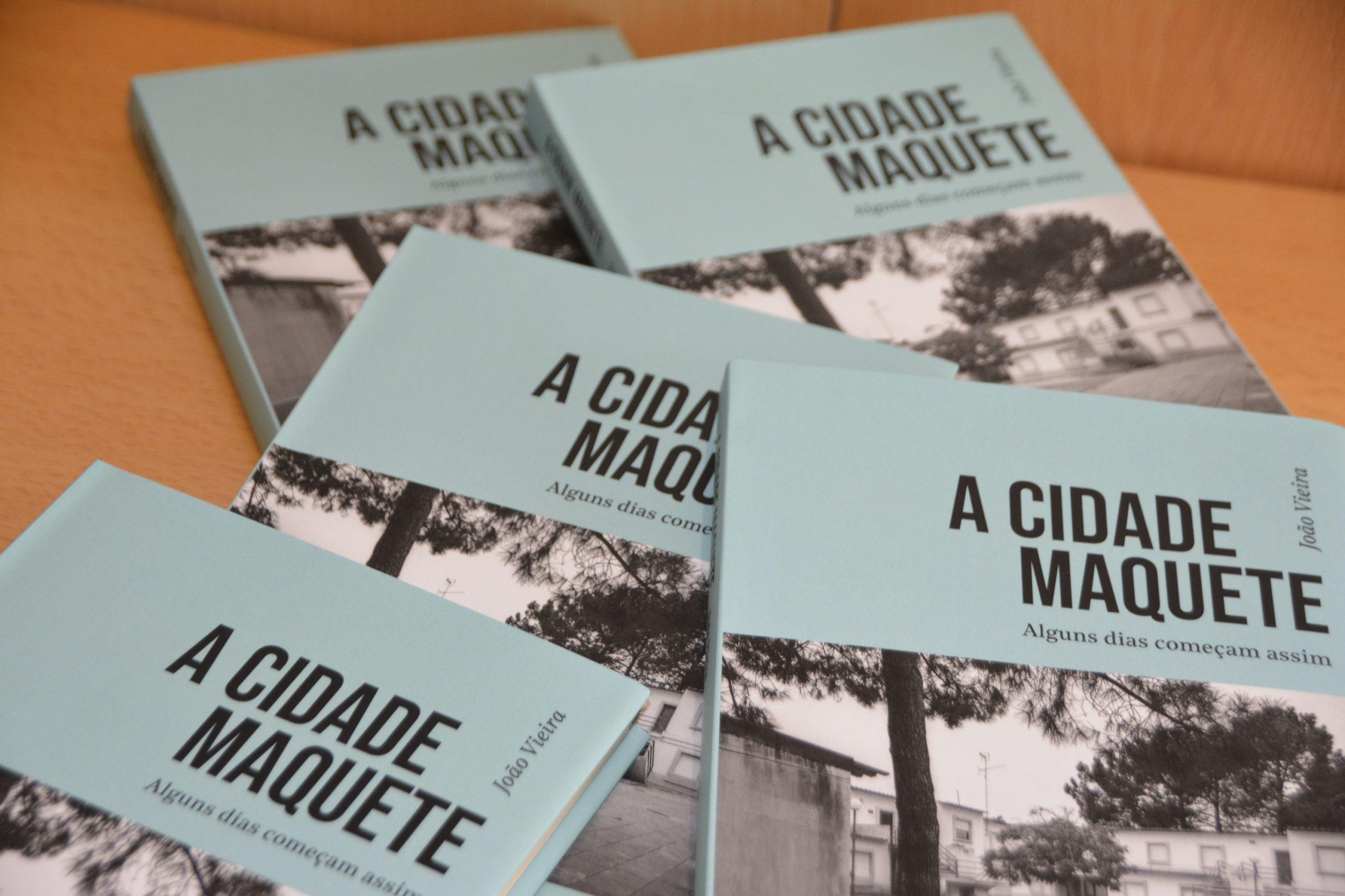 apresentação do livro cidade maquete
