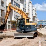 Obras requalificação mercado Municipal e espaço público envolvente 20200506