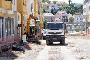 Obras Requalificação Mercado Municipal e Espaço Público Envolvente - 20200506