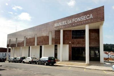 Biblioteca Municipal Manuel da Fonseca