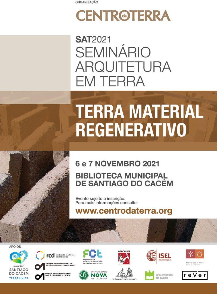 seminário centro da terra