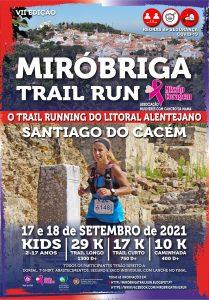 miróbriga trail run
