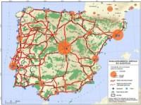 MAPA02_Enquadramento Ibérico do Alentejo