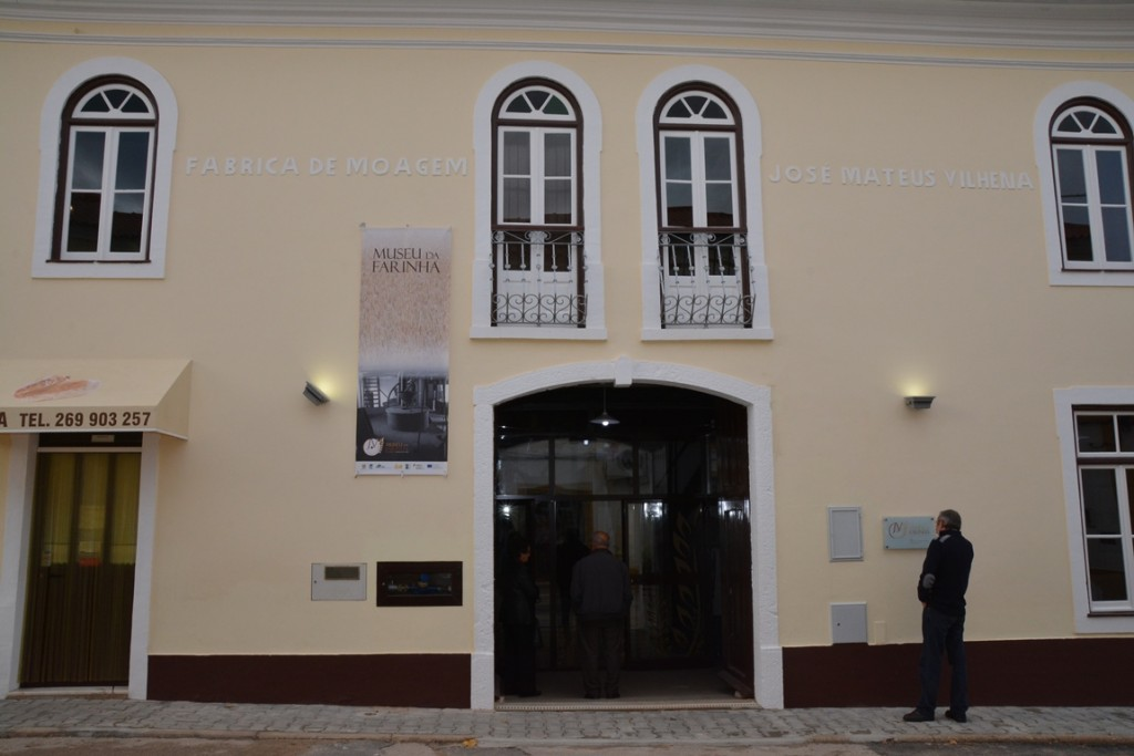 Museu da Farinha – São Domingos