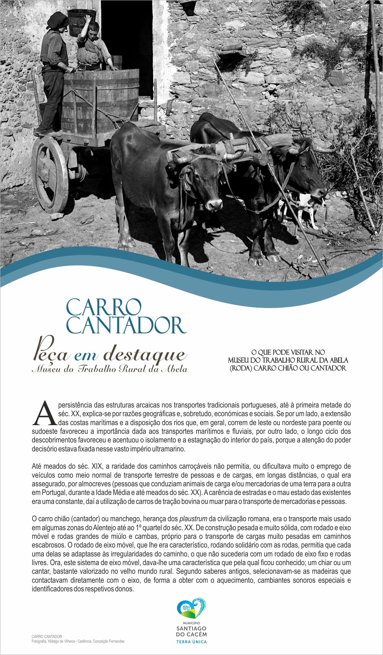 Carro Cantador