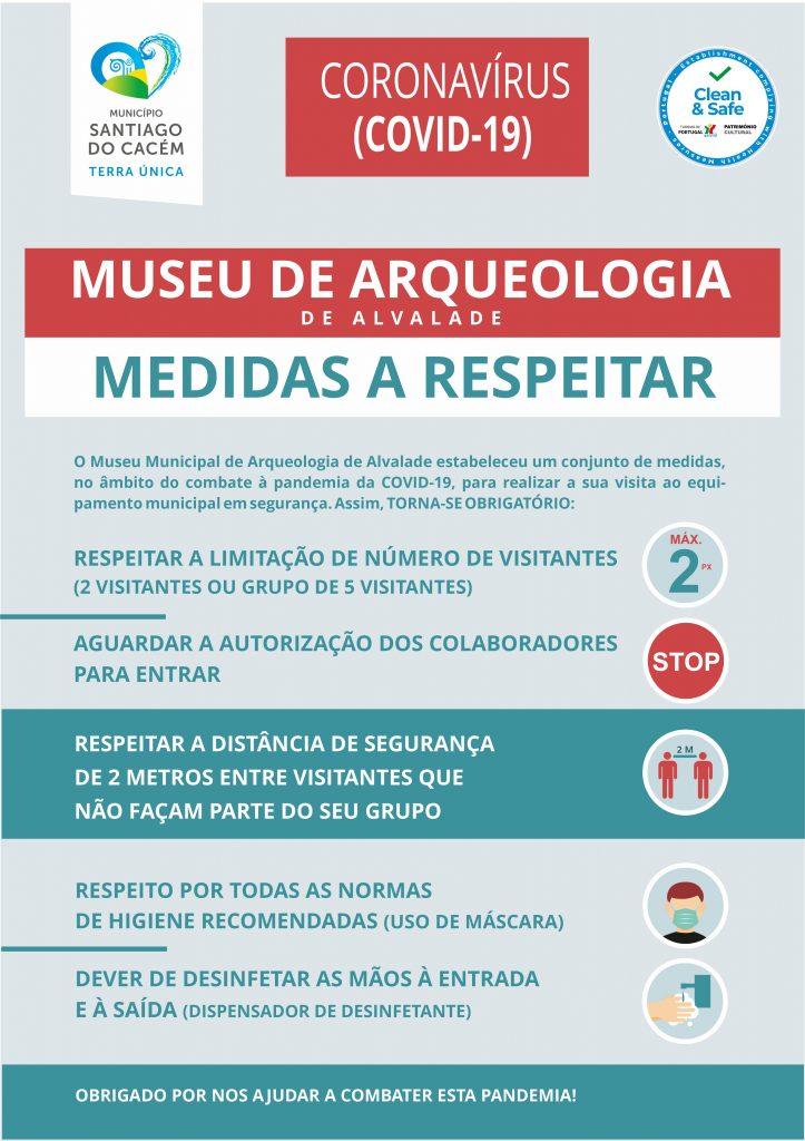 Medidas covid_museu de arqueologia