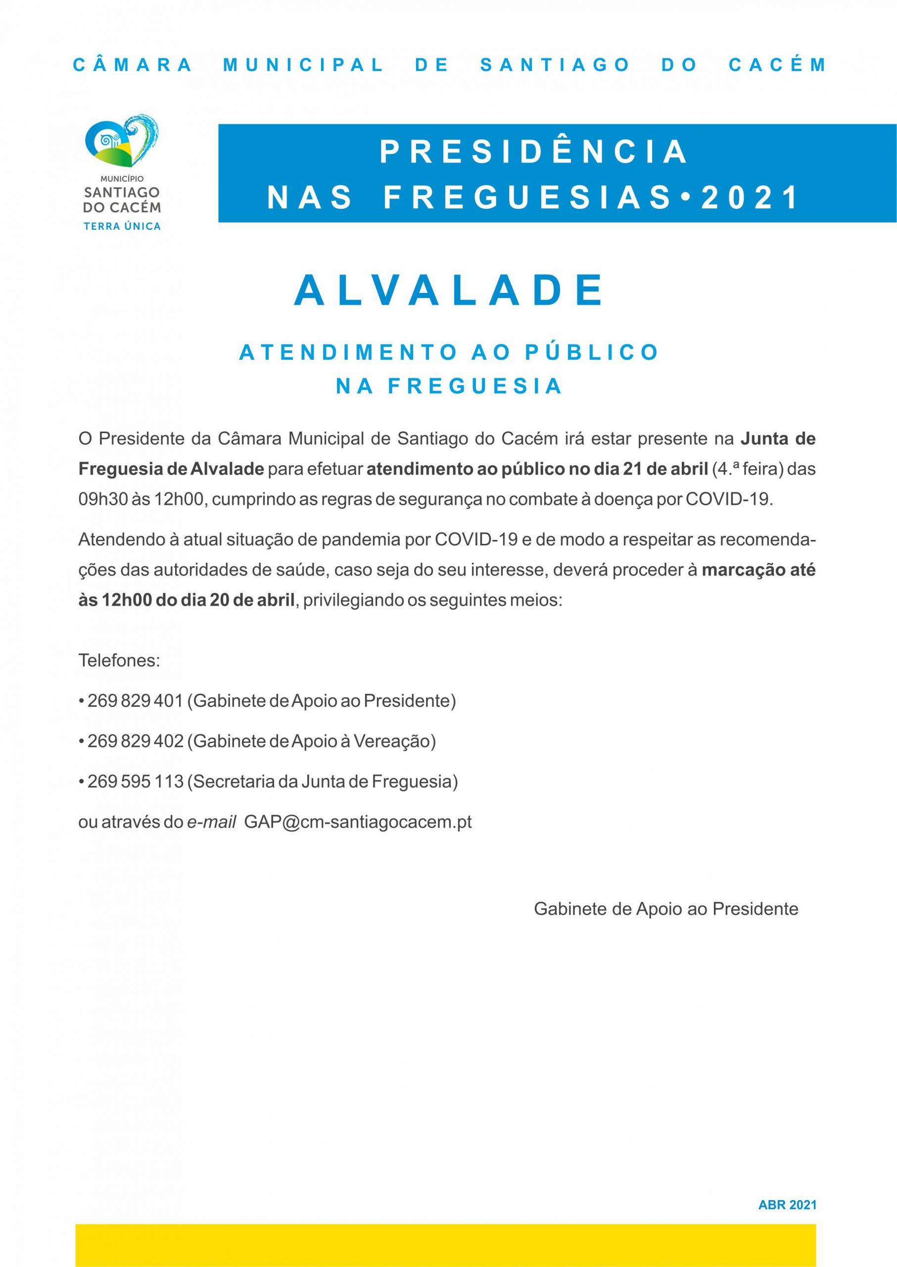 presidência freguesias_alvalade