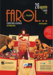 Num Farol - Teatro Infantil