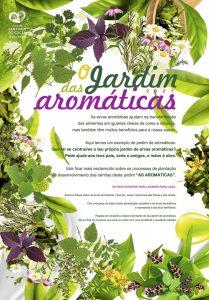 o jardim das aromaticas