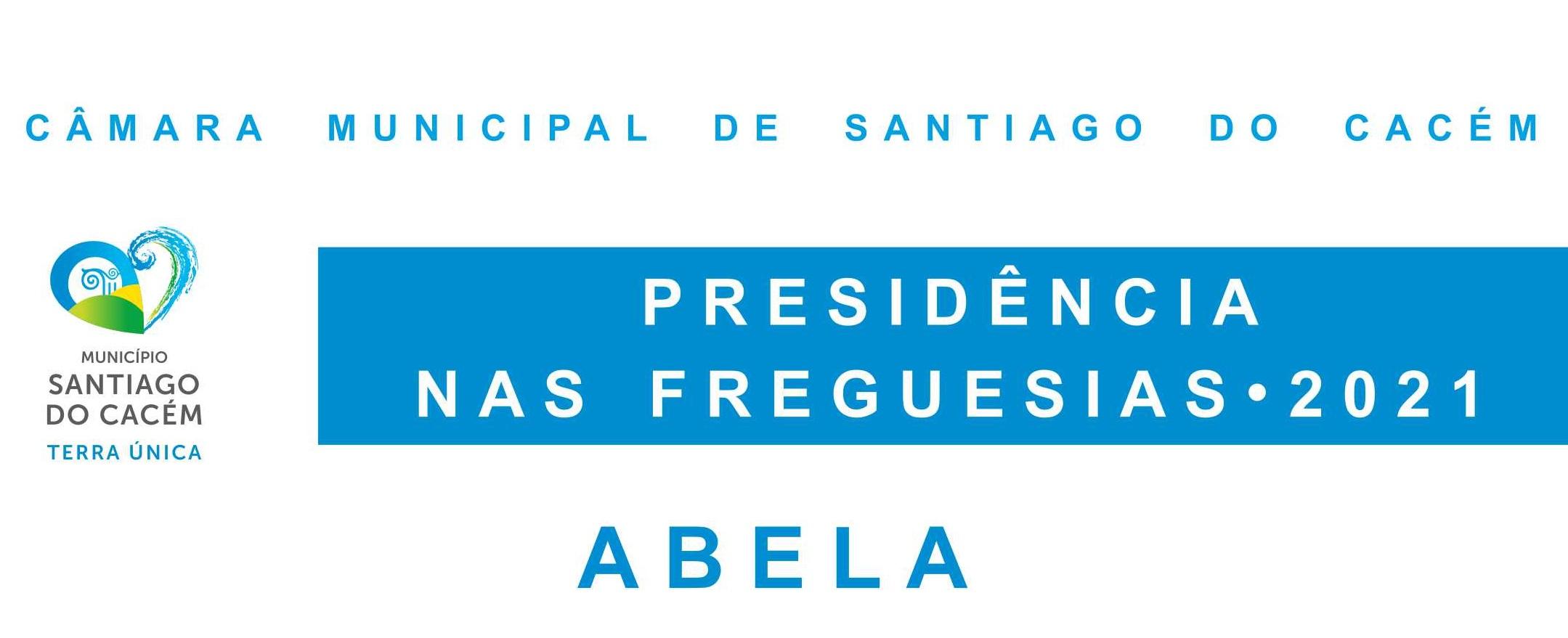 presidência nas freguesias abela